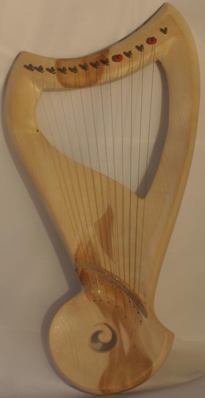Small Hand Harp
