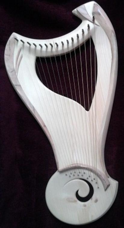 Big Hand Harp