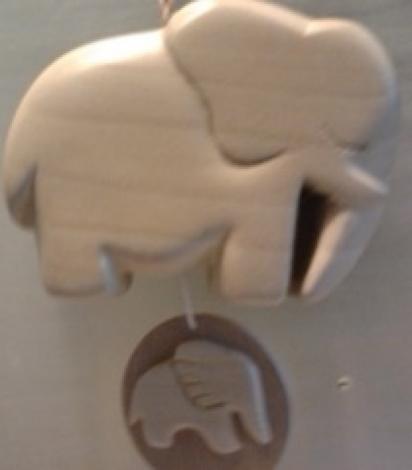 """Spieluhr """"Elefant"""""""